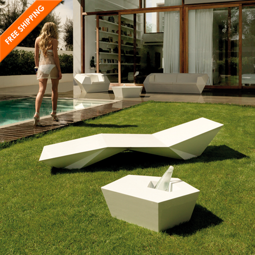 Faz Sun Chaise Table