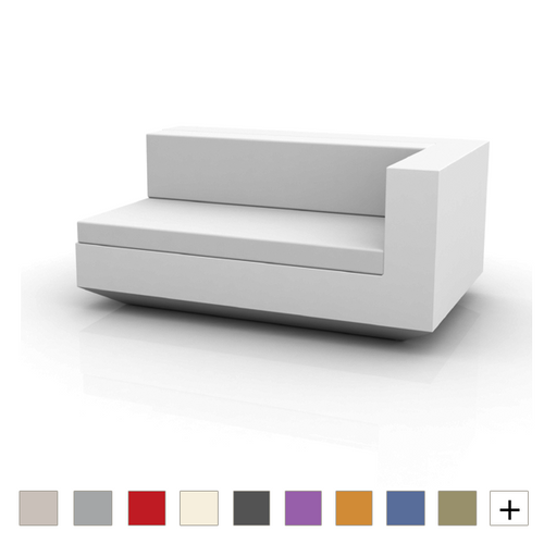 Vela Sectional Sofa XL Left