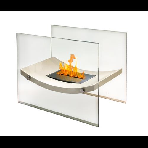 Broadway Modern Fireplace