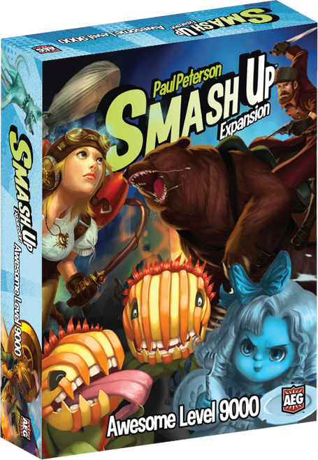 Smash Up Awesome Level 9000