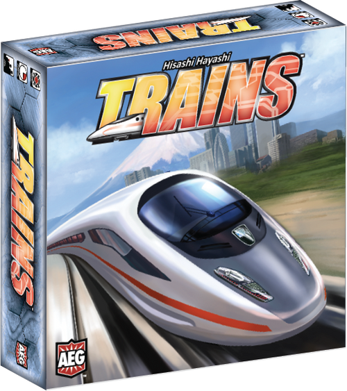 Trains with FREE Copy Trainmaker