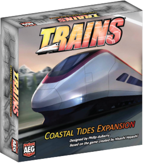Trains Coastal Tides