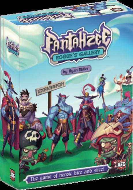 Fantahzee Rogues Gallery