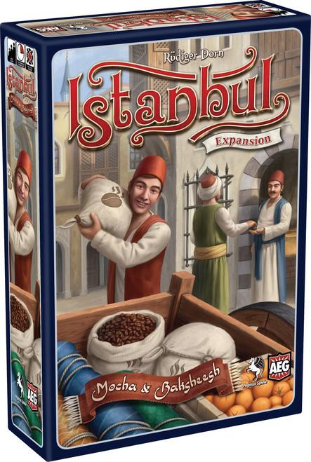 Istanbul Mocha & Baksheesh