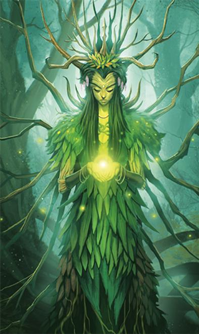 Mystic Vale Custom Card Sleeves: Althena (ETA: Q4 2018)