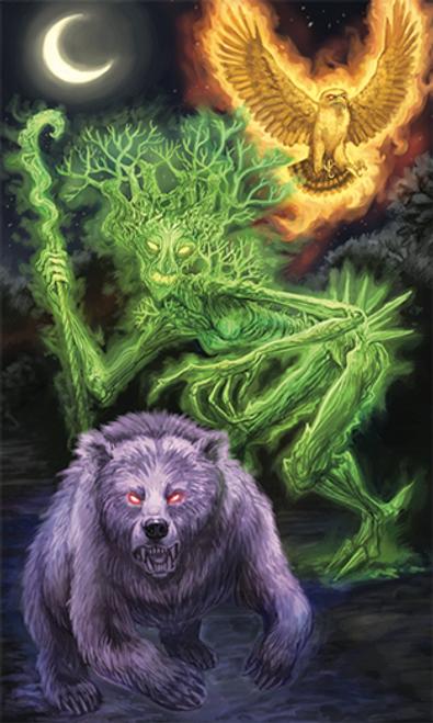 Mystic Vale Custom Card Sleeves: Rise of the Spirits (ETA: Q4 2018)