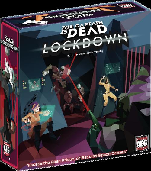 The Captain is Dead Episode 2 Lockdown