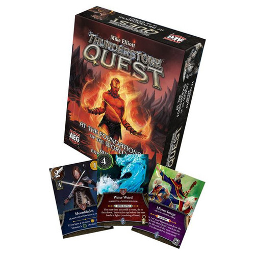 Thunderstone Quest Quest 4 At the Foundations of the World