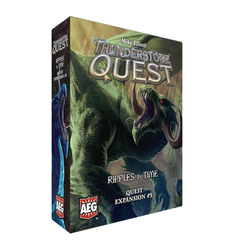 Thunderstone Quest Quest 5 Ripples in Time