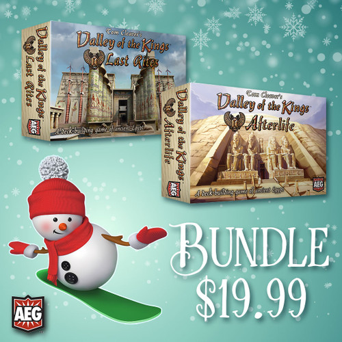 Valley of the Kings Holiday Bundle