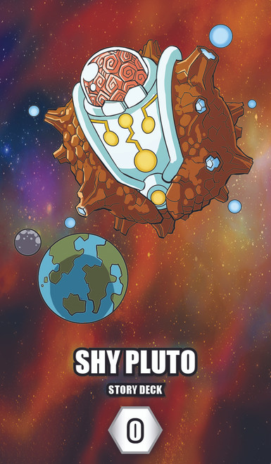 Space Base Shy Pluto Fixed Card Pack (Limit 1 per Household)