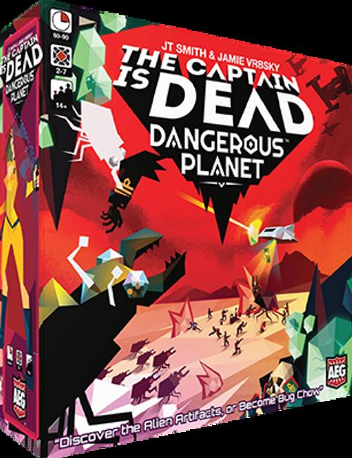 The Captain is Dead Episode 3 Dangerous Planet
