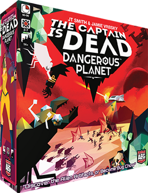 The Captain is Dead Episode 3 Dangerous Planet