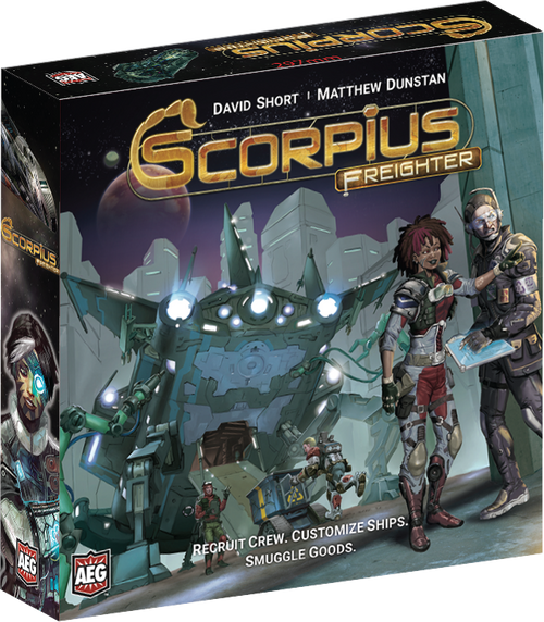 Scorpius Freighter Special Price for US Orders (2nd bloc)