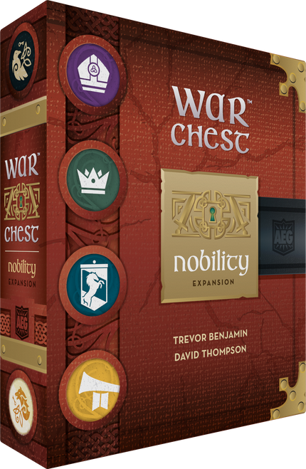 War Chest Nobility Expansion for Essen 2019 Pickup