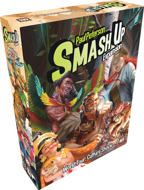 Smash Up World Tour Culture Shock for Essen 2019 Pickup