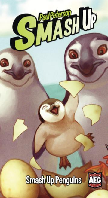 Smash Up Penguins