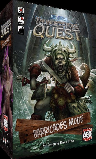 Thunderstone Quest Barricades Mode