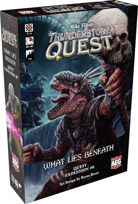 Thunderstone Quest Quest 6 What Lies Beneath