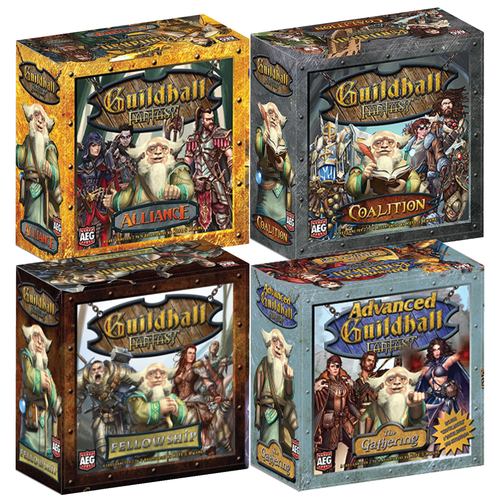 Guildhall for All - The Complete Set