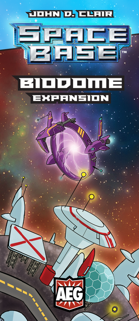 Space Base: Biodome