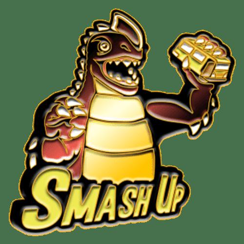 Smash Up: Collectors Pins - Kaiju