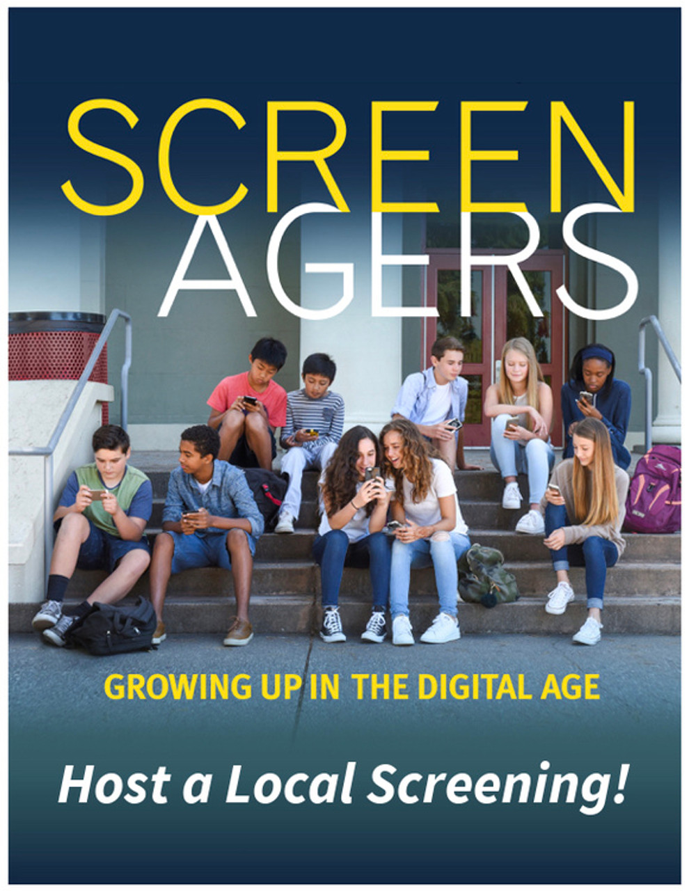 In Screenagers What To Do About Too >> Screenagers Growing Up In The Digital Age