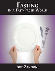 Fasting in a Fast-Paced World (eResource): Reproducible Two-Page Flyer for Lent