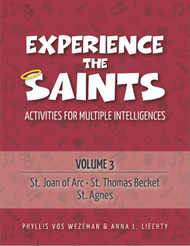 [Experience the Saints] Experience the Saints (eResource): Activities for Multiple Intelligences - Volume 3