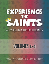 [Experience the Saints] Experience the Saints (eResource): Activities for Multiple Intelligences - Volumes 1-4