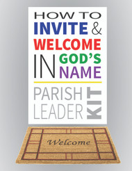 How to Invite and Welcome in God's Name (eResource): Parish Leader Kit