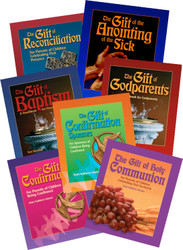[Gift of the Sacraments series] Gifts of the Sacraments Sampler Pack