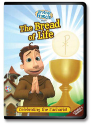 [Brother Francis DVDs] The Bread of Life (DVD): The Sacrament of Eucharist