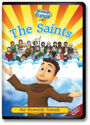 [Brother Francis DVDs] The Saints (DVD)