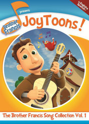 [Brother Francis DVDs] Joytoons (DVD): Song Collection