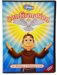 [Brother Francis DVDs] Confirmation (DVD): The Blessings of Belonging to God