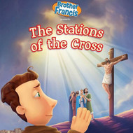 [Brother Francis DVDs] Stations of the Cross (DVD): Accompanying Jesus on His Way to Calvary
