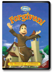 [Brother Francis DVDs] Forgiven (DVD): The Sacrament of Reconciliation