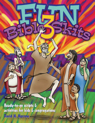 Fun Bible Skits 3 (eResource): Ready-to-Go Scripts & Activities