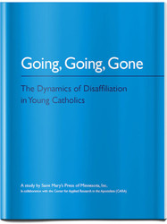 Going, Going, Gone: The Dynamics of Disaffiliation in Young Catholics