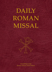 Daily Roman Missal (Padded Leather Cover): Third Edition