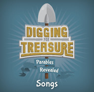 [Digging for Treasure VBS Theme] Digging for Treasure Songs (Audio CD): Bulk Priced!