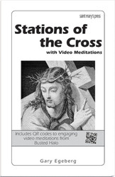 Stations of the Cross with Video Meditations (Pack of 10 Booklets): Especially for Teens