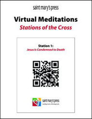 Stations of the Cross Virtual Meditations (Card deck): for Youth