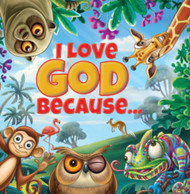 [Brother Francis Readers] I Love God Because: Children's Reader