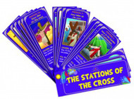 Stations of the Cross Fan: from Brother Francis