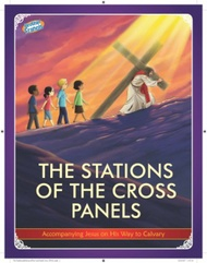 Stations of the Cross Panels: from Brother Francis