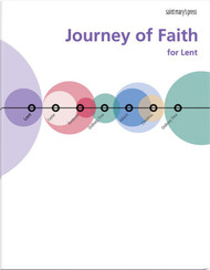 [The Journey of Faith Series] Journey of Faith for Lent: Student Workbook
