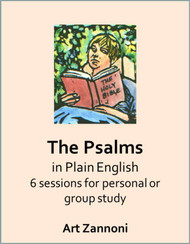 The Psalms (eResource): A Bible Study in Plain English