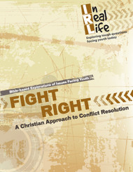 [In Real Life Books] Fight Right (Paperback + eResource): A Christian Approach to Conflict Resolution